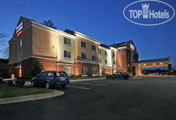 Fairfield Inn & Suites Asheboro 2*