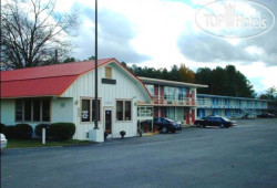 Red Carpet Inn Battleboro 2*