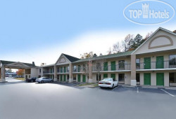 Americas Best Value Inn-Greensboro 2*