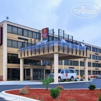 Фото отеля Clarion Hotel Airport & Conference Center Charlotte 3*