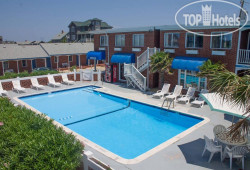 Colonial Inn Nags Head 2*