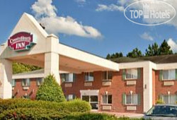 Country Hearth Inn Knightdale 3*