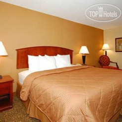 Номера Comfort Inn Research Triangle Park