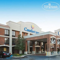 Отель Comfort Inn Research Triangle Park
