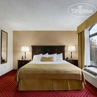 Фото отеля Wingate by Wyndham Charlotte Airport South/ I-77 Tyvola 2*