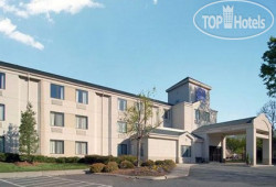 Sleep Inn Billy Graham Parkway 2*