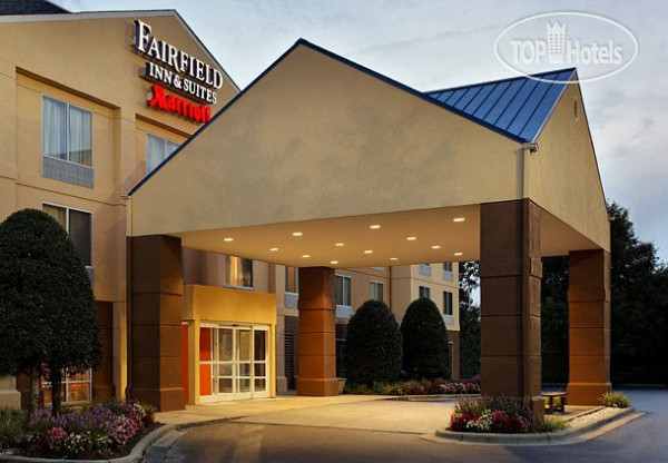 Fairfield Inn & Suites by Marriott Charlotte Arrowood 3*