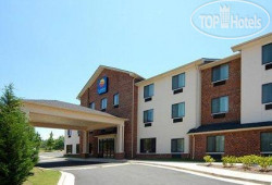 Comfort Inn & Suites Near Lake Lanier 3*