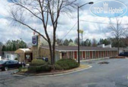 Knights Inn Norcross 2*