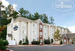 Microtel Inn & Suites by Wyndham Augusta/Riverwatch 3*