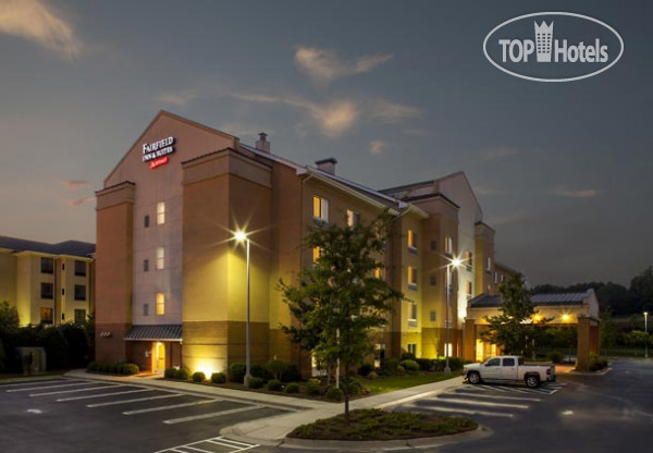 Fairfield Inn & Suites Atlanta East/Lithonia 3*