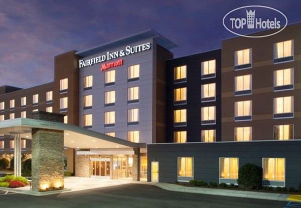 Fairfield Inn & Suites Atlanta Gwinnett Place 3*