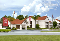 Red Roof Inn & Suites Brunswick I-95 2*