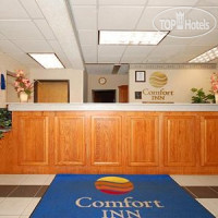 Фото отеля Comfort Inn Jefferson 2*