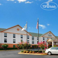 Фото отеля Comfort Inn & Suites Airport South College Park 2*