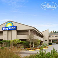 Фото отеля Days Inn Bellevue Seattle 2*