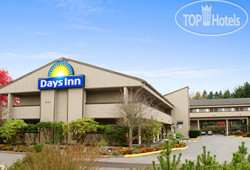 Days Inn Bellevue Seattle 2*