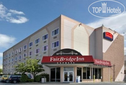Fairbridge Inn Express Spokane 2*