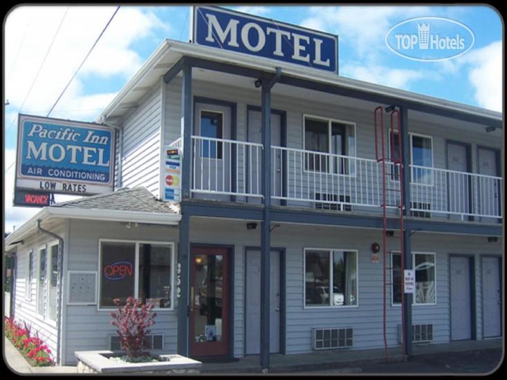 Pacific Inn Motel 1 Ssha Shtat Vashington Vashington Shtat Forks