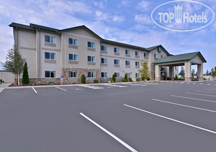Quality Inn & Suites Sequim 3*