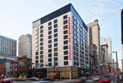 Brookshire Suites Baltimores Inner Harbor 3*