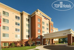 Fairfield Inn & Suites Baltimore BWI Airport 3*