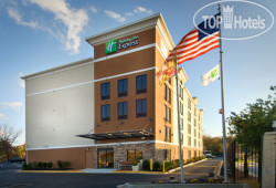 Holiday Inn Express Washington DC - BW Parkway 3*
