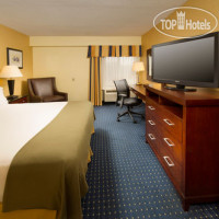 Фото отеля Holiday Inn Express Washington DC - BW Parkway 3*