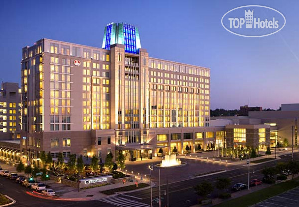 Renaissance Montgomery Hotel & Spa at the Convention Center 4*