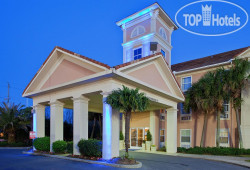 Holiday Inn Express Fairhope-Point Clear 2*