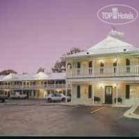 Фото отеля Key West Inn Childersburg 2*
