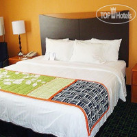 Фото отеля Fairfield Inn & Suites Bismarck South 2*