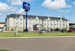Microtel Inn & Suites by Wyndham Dickinson 2*