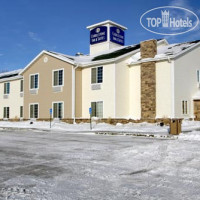Фото отеля Cobblestone Inn & Suites - Carrington 2*