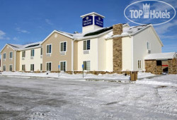 Cobblestone Inn & Suites - Carrington 2*
