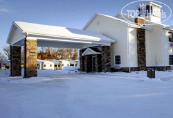 Cobblestone Inn & Suites - Rugby 2*