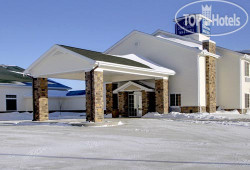 Cobblestone Inn & Suites - Bottineau 2*