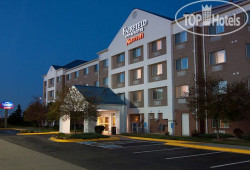 Fairfield Inn & Suites Minneapolis Bloomington 2*