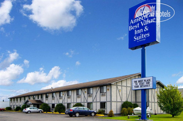 Americas Best Value Inn & Suites International Falls (ex.Super 8 International Falls) 2*