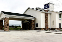 Cobblestone Hotel & Suites - Crookston 2*