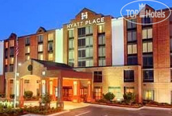 Hyatt Place Minneapolis Airport - South 3*