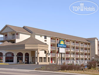 Days Inn Apple Valley Sevierville 2*