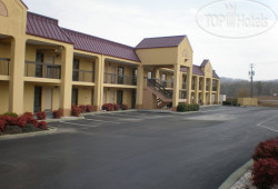Red Roof Inn Clinton 2*