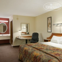 Фото отеля Red Roof Inn Clarksville 2*