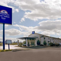 ���� ����� Americas Best Value Inn-Clarksville 2*