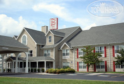 Red Roof Inn & Suites Knoxville East 2*