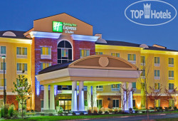 Holiday Inn Express & Suites Ooltewah Springs-Chattanooga 2*