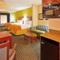 Фото отеля Holiday Inn Express & Suites Ooltewah Springs-Chattanooga 2*