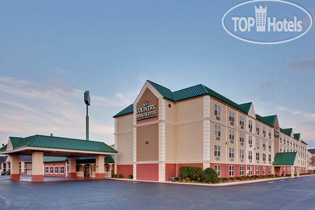 Country Inn & Suites By Carlson Clarksville 3*