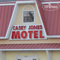 Фото отеля Casey Jones Motel 1*